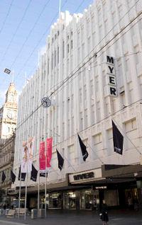 Myer - all refreshed in 2011