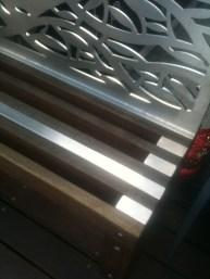Eaton Mall, Seat Detail #1