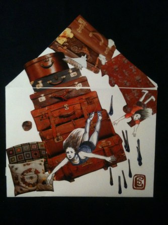 Memory and mail art #1