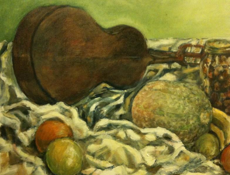 Fruit Flamenco #4