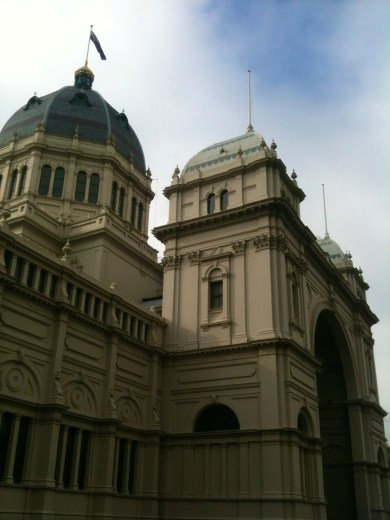 Exhibition Buildings Melbourne