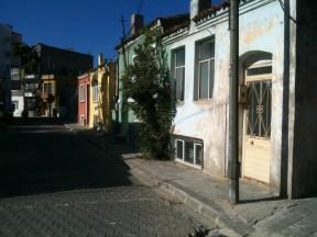 Old quarter Canakkale