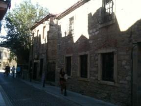Stone house Canakkale