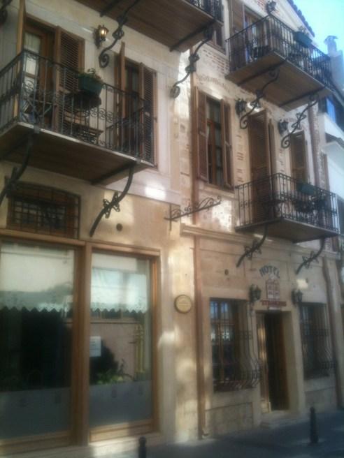 The Hotel Des Etrangers Canakkale