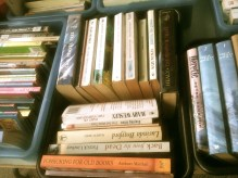 Fossicking for Old Books! on Bellair St