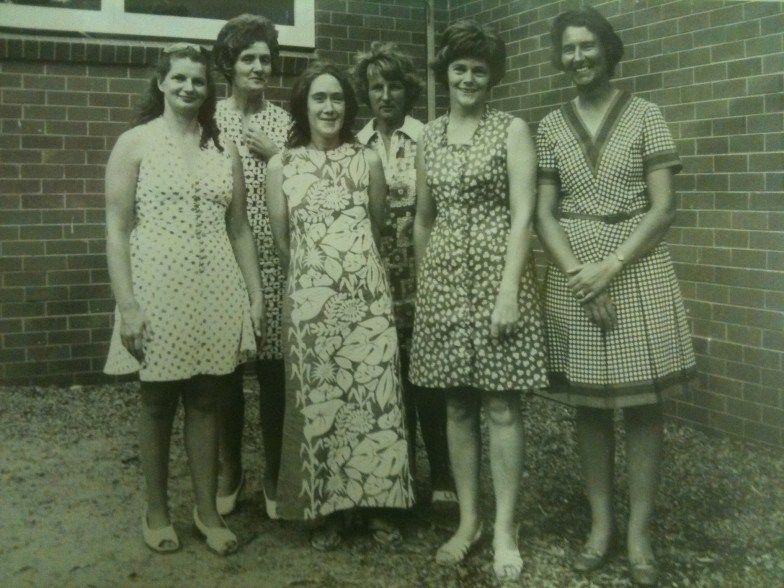 The Women's Auxillary? Rowville PS 1973