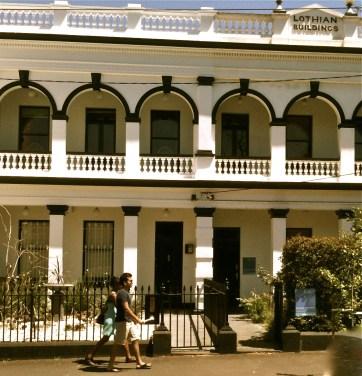 Lothian Terrace