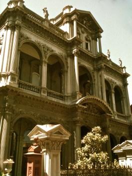Benvenuta Mansion - now Medley Hall
