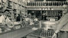 Original Lygon St Store circa 1950