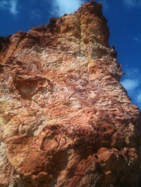The Baboon rock