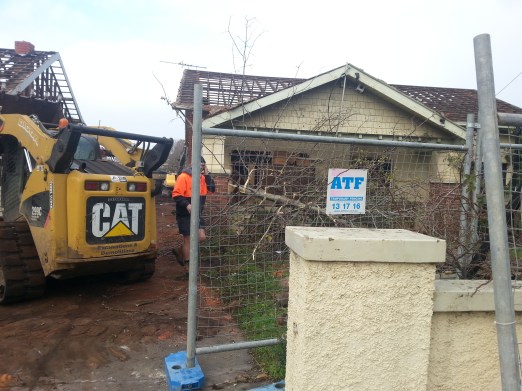 Death of a Bungalow I