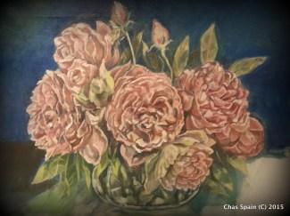 Rose study 6