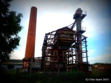Abandoned Mill Oakleigh #1 © Chas Spain 2015