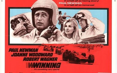 Let's Screen It Again! Winning: The Original 1969 Paul Newman Flick