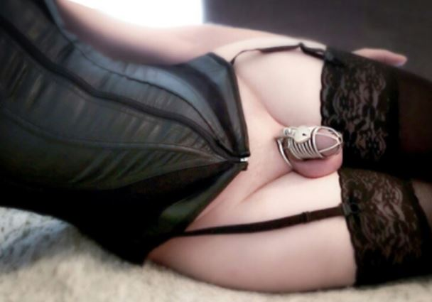 Sissy Chastity Maid
