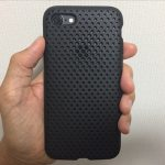 純日本製iPhone7ケース『AndMesh』が手によく馴染み、握り心地が抜群すぎる件。