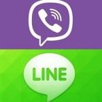 固定電話やガラケーに無料通話するなら『Line Out Free』より『Viber Out』がいい。