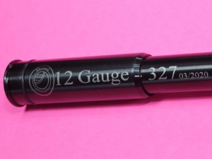 "12 Gauge to 327 18"" Back Chamber"