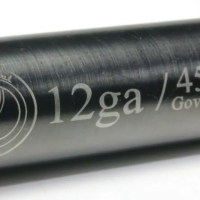 Chaszel 12 Gauge to 45-70 Government Shotgun Adapter
