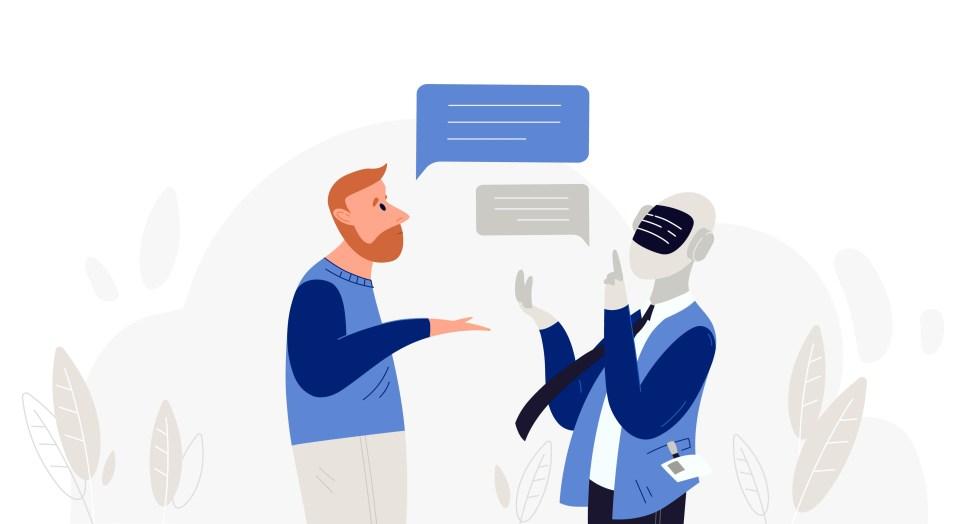 Chatbots natural conversation with human