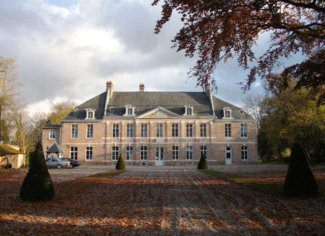 chateau de yaucourt bussus chambres d hotes de charme gite picardie