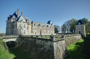 chateau de jalesnes hotel loire valley france