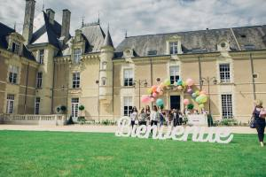 chateau de jalesnes hotel loire valley france events