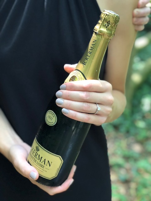 Champagne chateau de jalesnes France