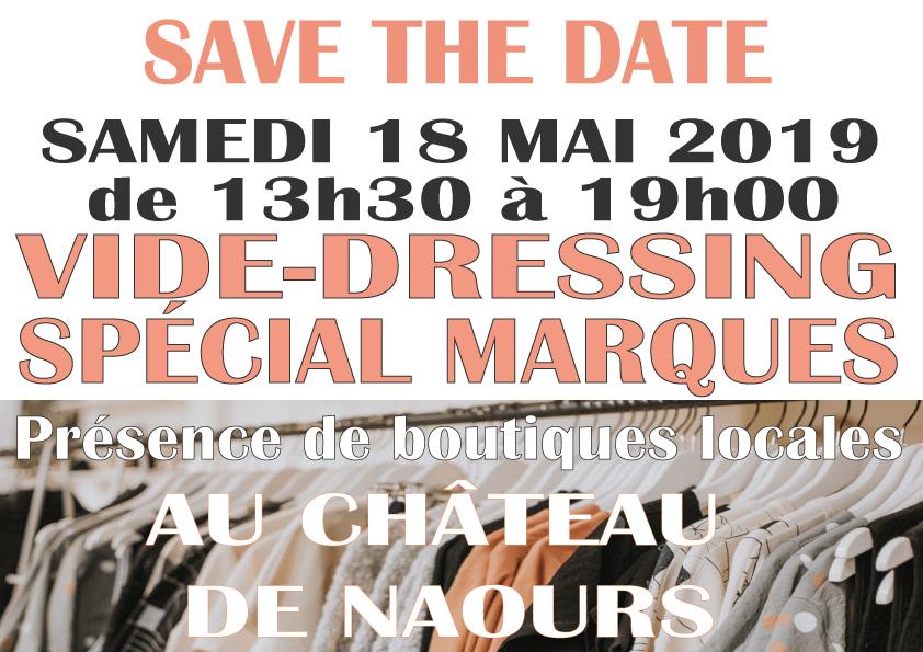 vide dressing special marque chateau de naourschateau de naours