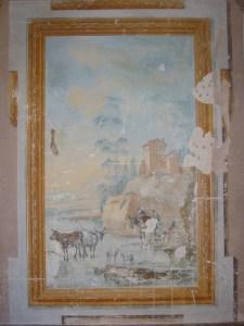 Saconay - Fresque de la galerie 2