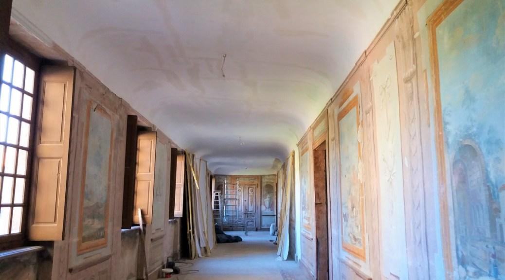 Saconay - plafond termin