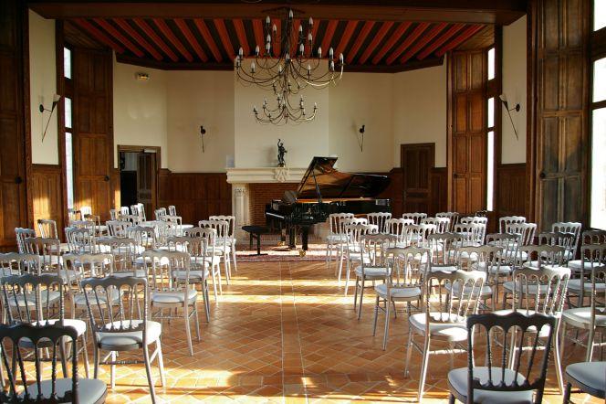 Château Tilly - Concert - Présentation