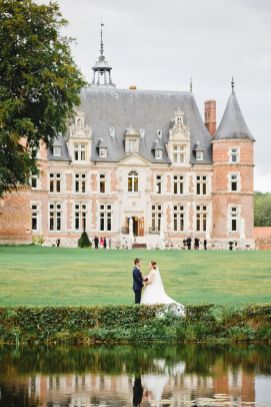 Mariage Château de Tilly 00021