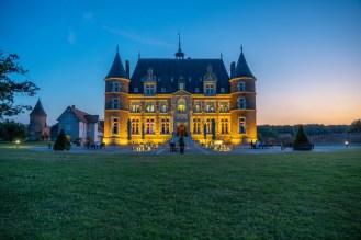 Château de Tilly couchée de soleil-1-2