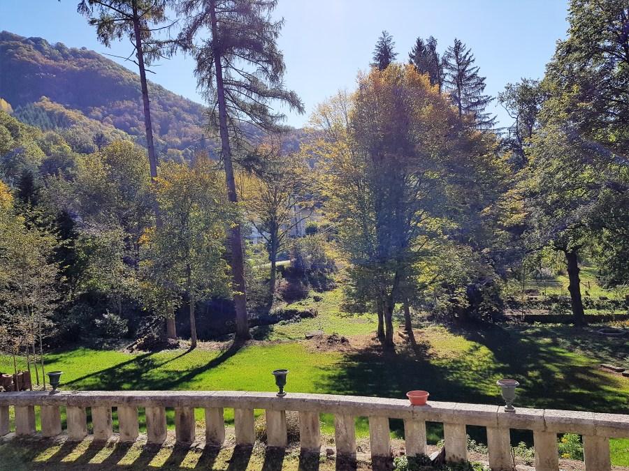 le jardin- chateau OL Puech