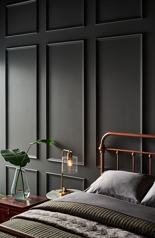 Dark Grey Paint : paint, Paint, Colours, Designers, Always, Chatelaine