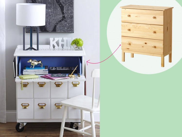 35 Of The Most Brilliant Diy Ikea Hacks Ever  Chatelaine