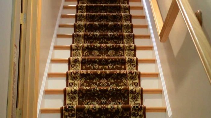 Just How To Install Carpet On Stairs Chatelp