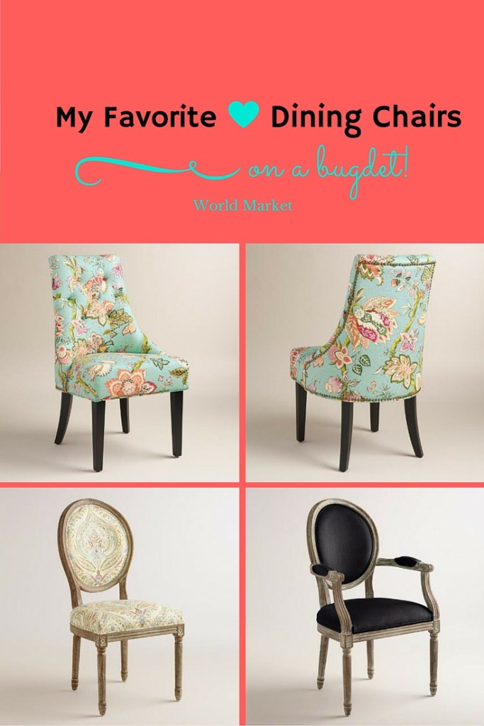 My Favorite Dining Chairs
