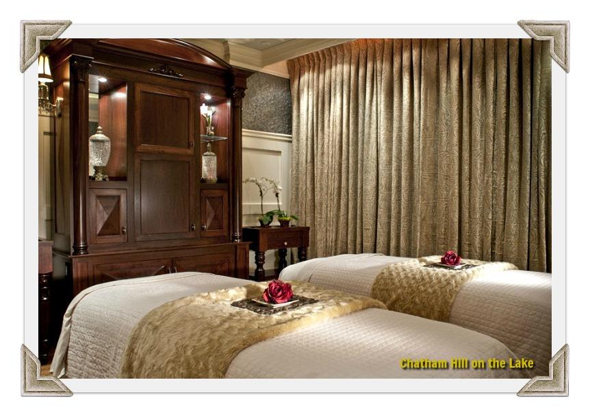 Romantic Couples Massage at the Biltmore Inn