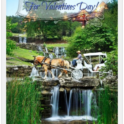 3 Romantic Getaways for Valentines Day ~ Part 3