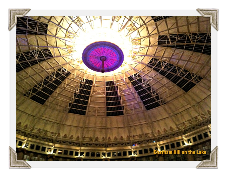 Dome of the West Baden Hotel