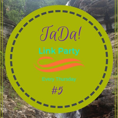 TaDa! Thursday Link Party #5