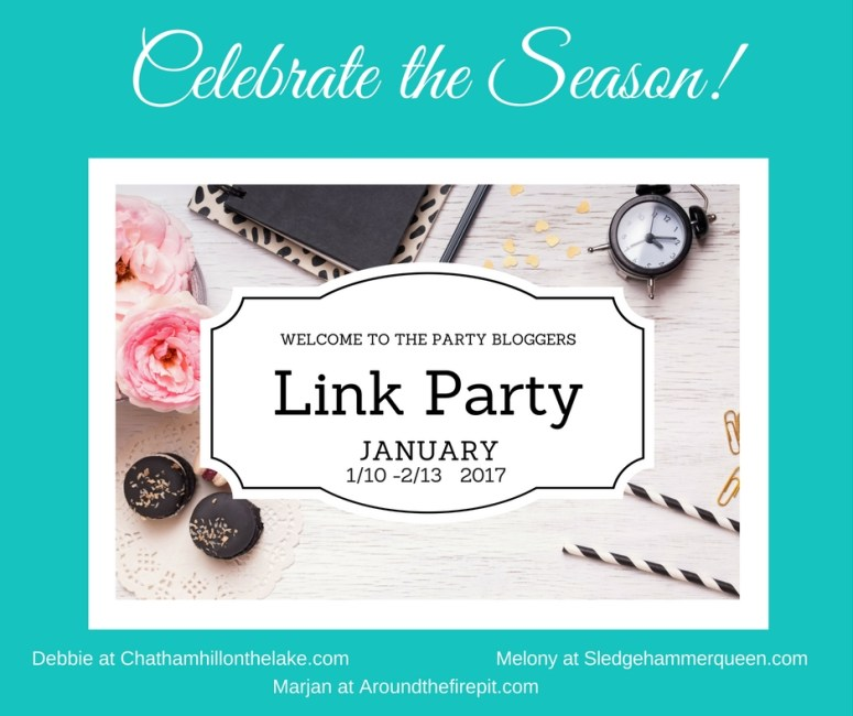 Celebrate the Season Link Party at www.chathamhillonthelake.com