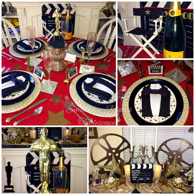Award Winning Table Scape