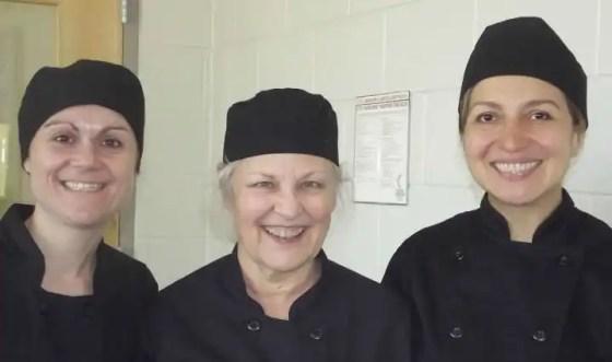 Central Carolina Community College International Chefs