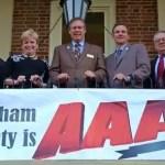 Chatham County AAA bond rating