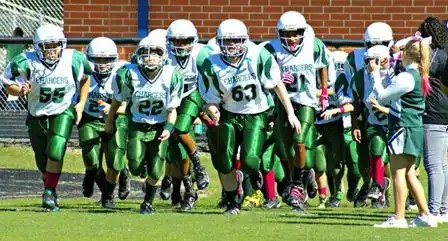 East Chatham Chargers Football
