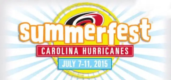Carolina Hurricanes Summerfest
