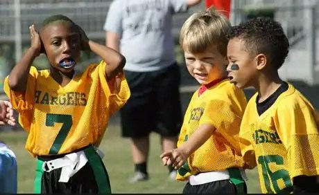 Youth East Chargers Football